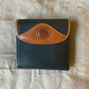 Dooney and Bourke Wallet - Black Leather